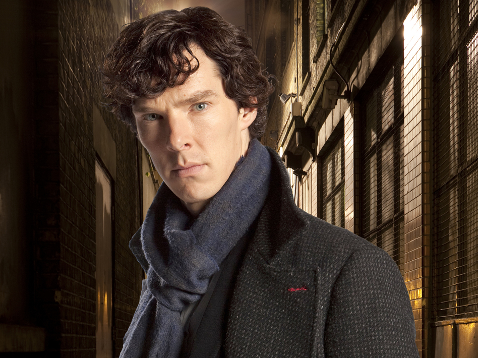 'Sherlock' Star Benedict Cumberbatch Saves Cyclist From ...
