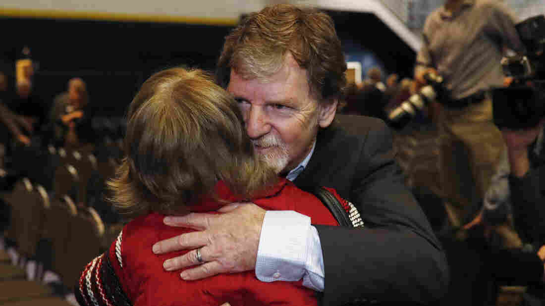 Colorado baker Jack Phillips says he's ready to make wedding cakes again
