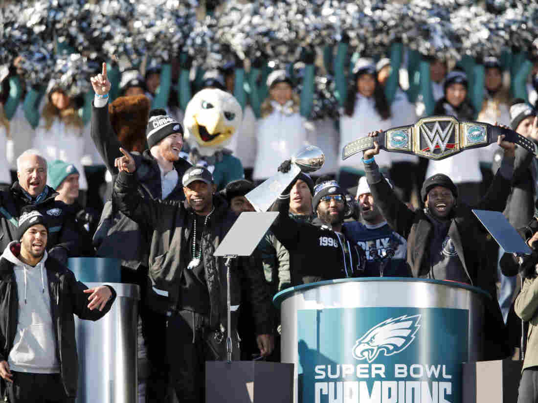 Eagles Won't Celebrate Championship At White House