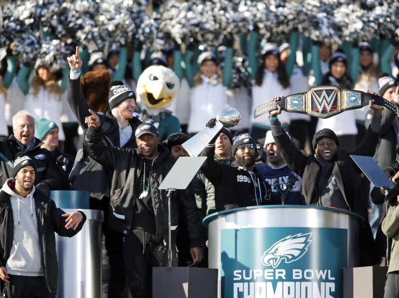 a05c57e3602 President Trump Rescinds Invitation To Super Bowl Champion Philadelphia  Eagles