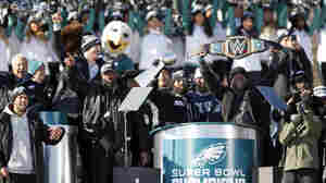 President Trump Rescinds Invitation To Super Bowl Champion Philadelphia Eagles