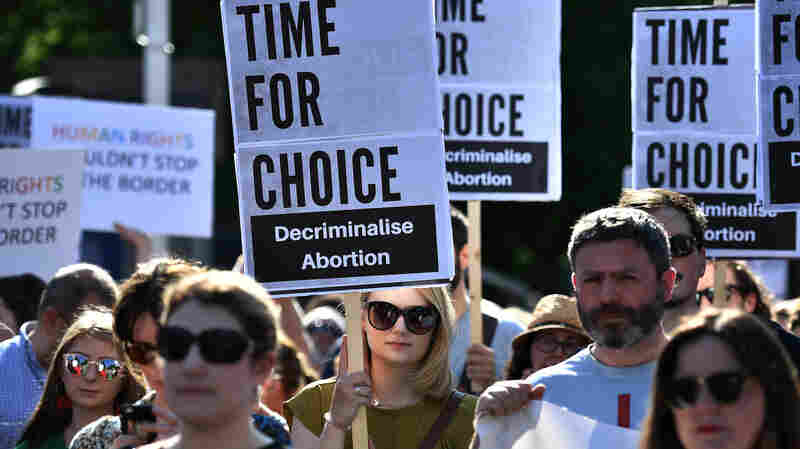 Ireland Voted To Allow Abortion. But It's Still Strictly Banned In Northern Ireland