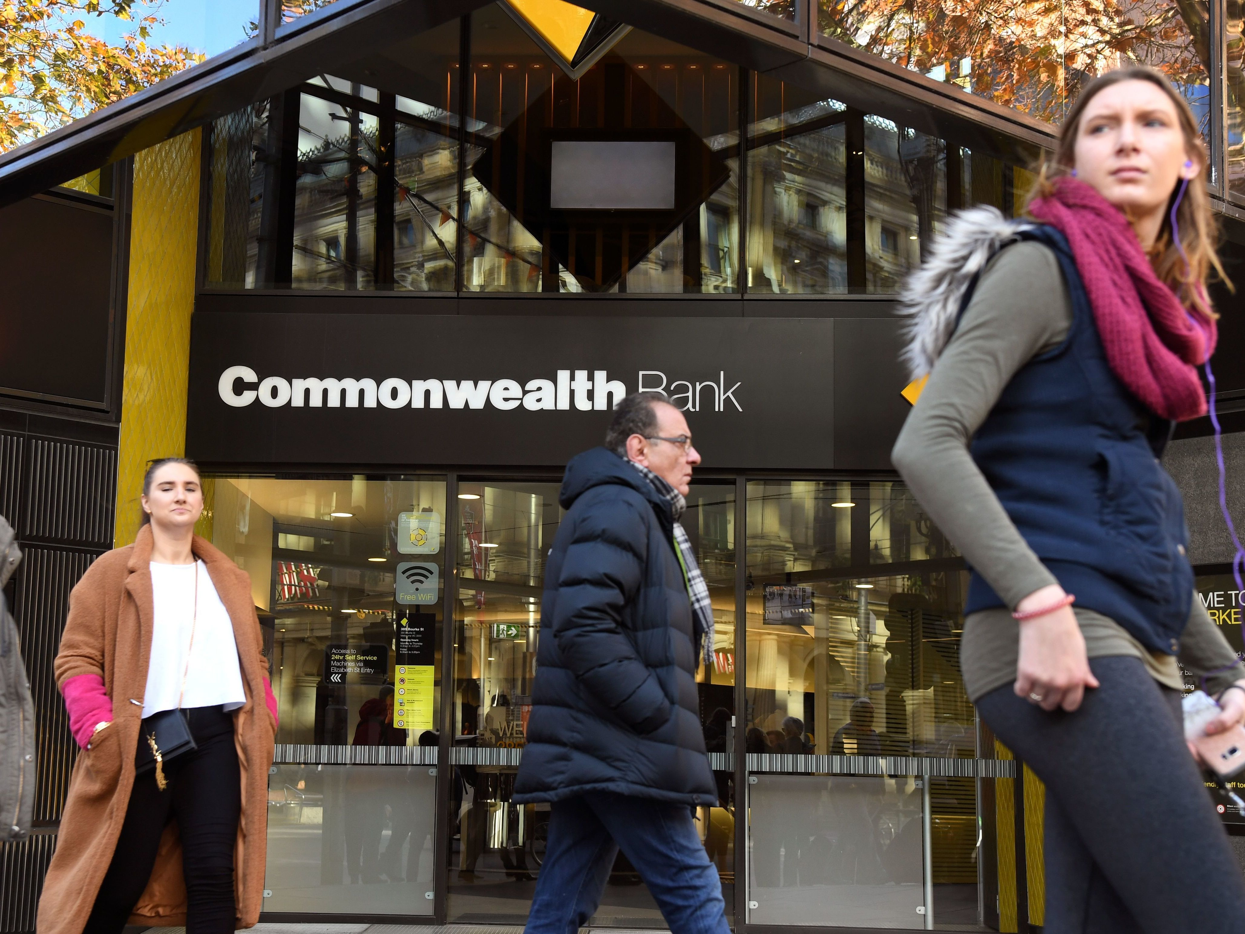 Australian Bank Slapped With Record Fine For Thousands Of Suspicious
