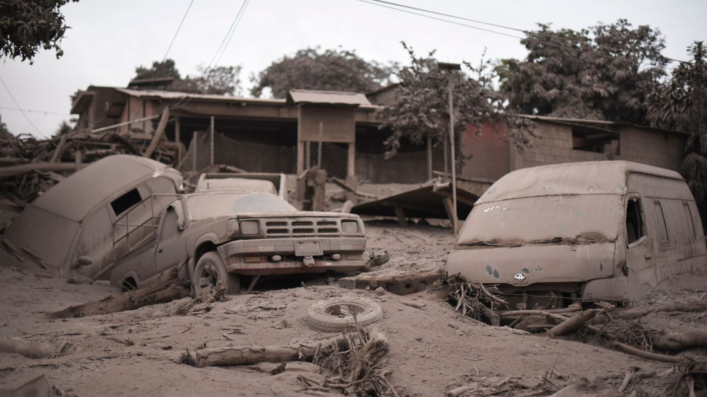 Mount Fuego Erupts In Guatemala, Killing At Least 69