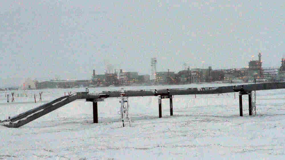 Oil Industry Copes With Climate Impacts As Permafrost Thaws