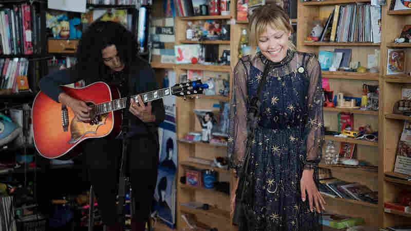 Grace VanderWaal: Tiny Desk Concert