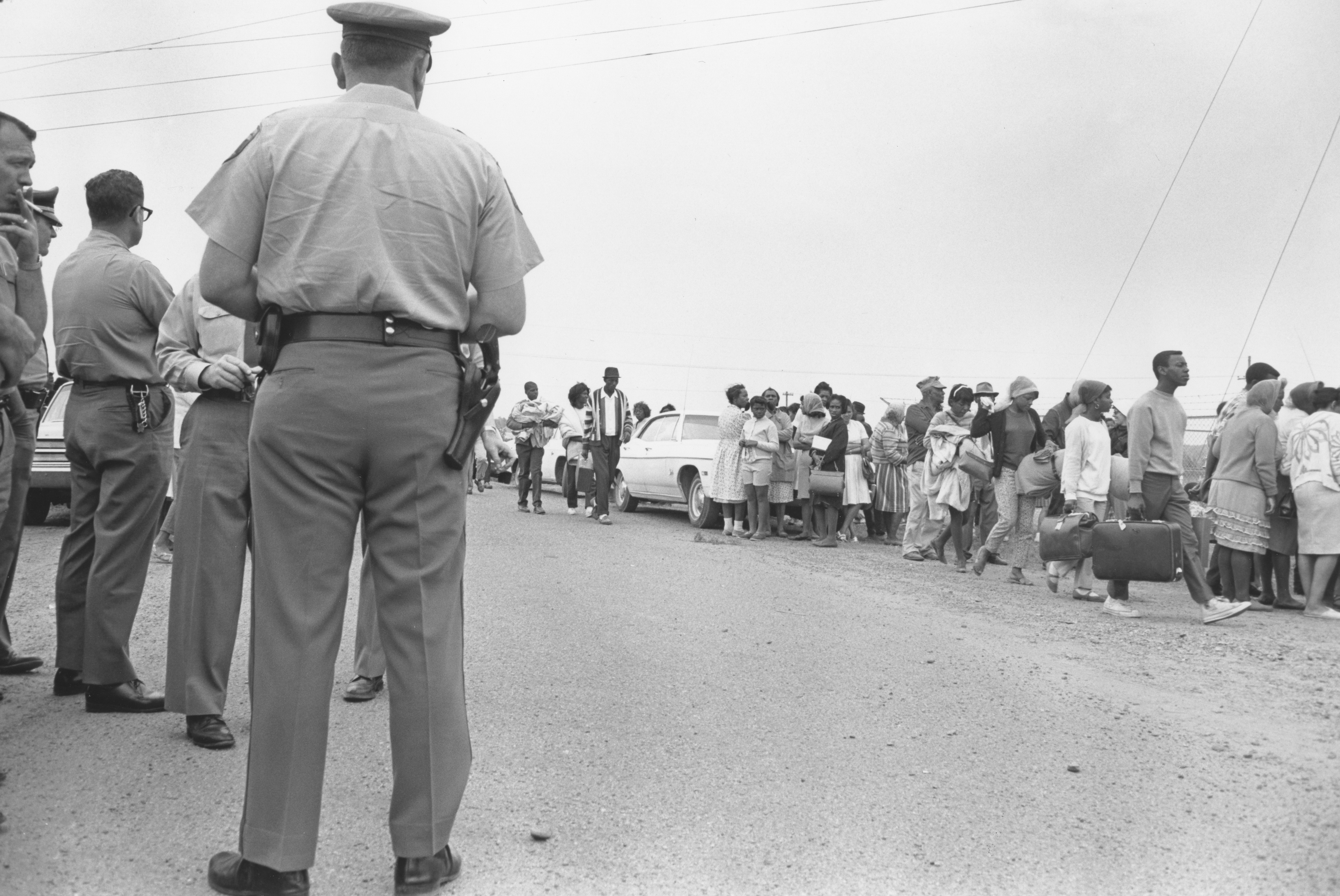 In 1968, Poor Americans Came to D.C. To Protest, Some By Mule