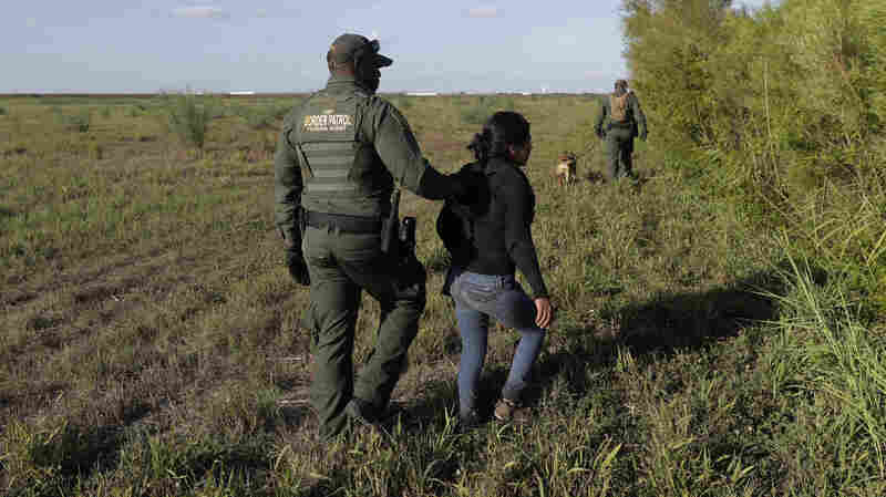 May Marks Another Increase In Border Arrests Despite Trump Crackdown