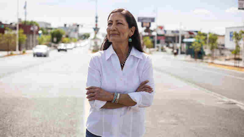 New Mexico Could Elect First Native-American Woman To Congress