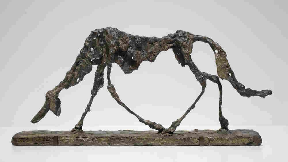 Giacometti's Sculptures Bare The Scars Of Our Daily Struggles