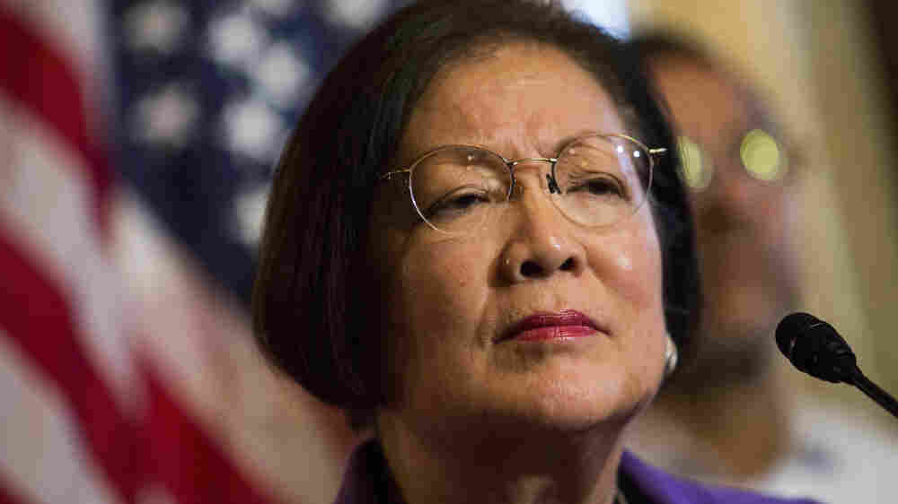 The Quiet Rage Of Mazie Hirono