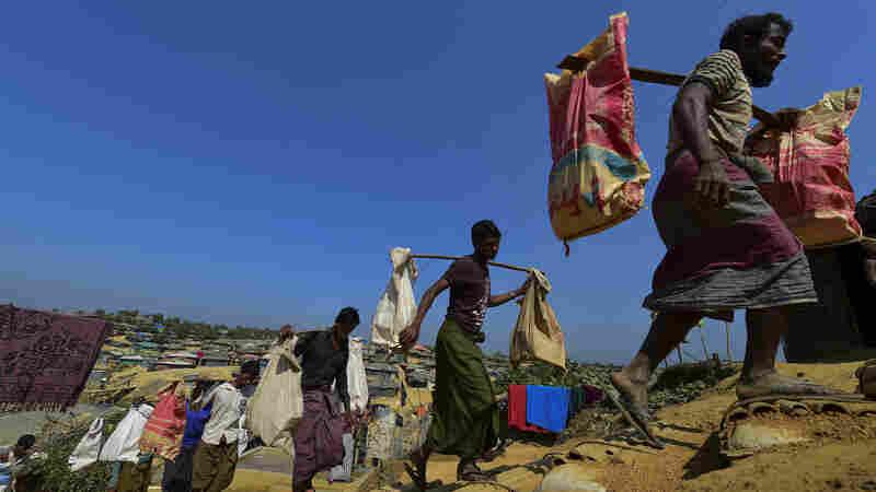 U.N., Myanmar Sign Framework For 'Voluntary, Safe' Return Of Rohingya Refugees