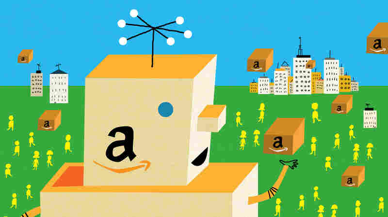 NPR/Marist Poll: Amazon is a colossus in a nation of shoppers