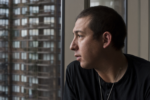 """Tommy Orange's debut novel features a wide cast of characters who are all Native American, with varying degrees of connection to the culture. He says, """"I wanted to represent a range of human experience as a way to humanize Native people."""""""