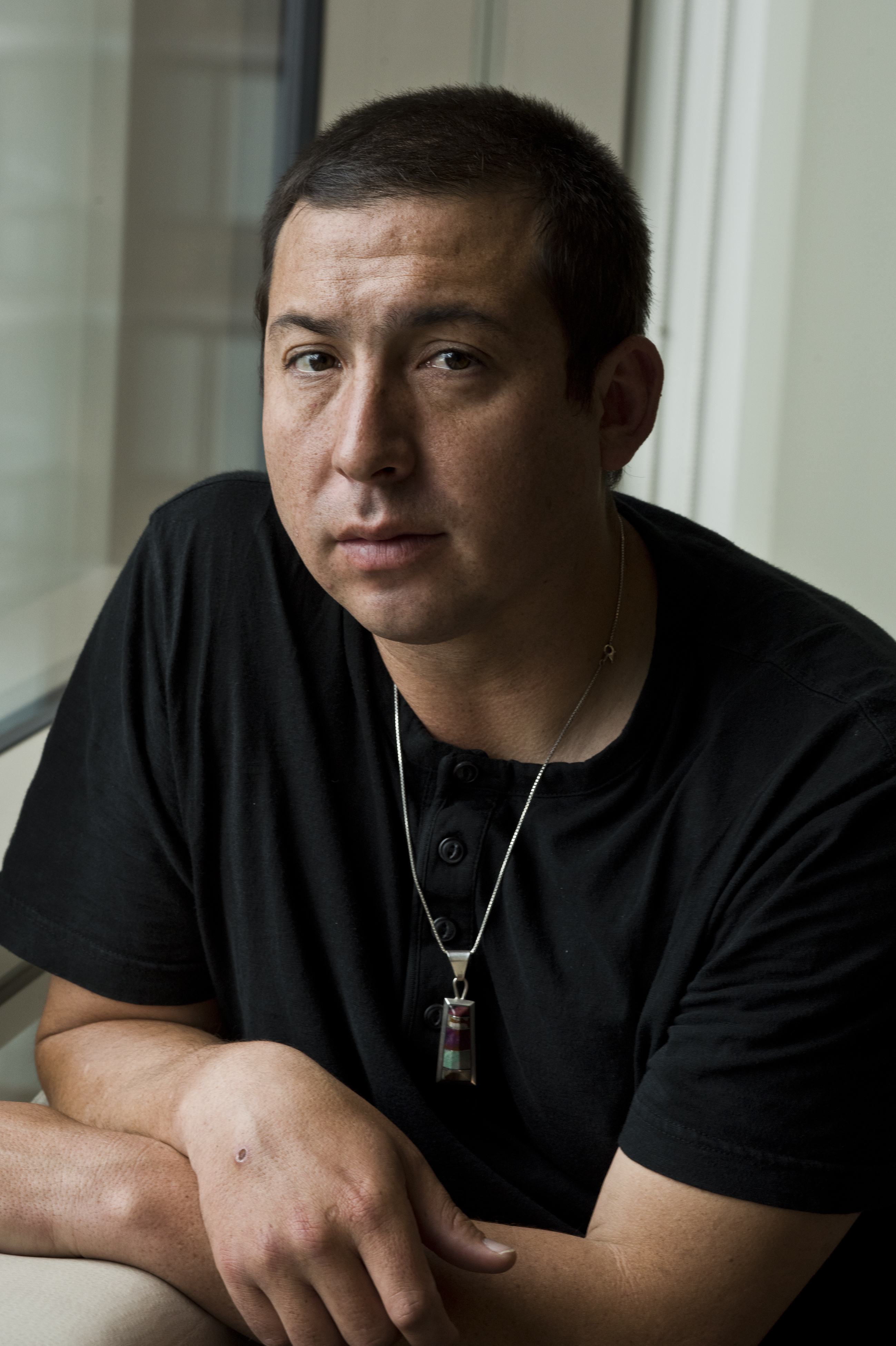 Native American Author Tommy Orange Feels A 'Burden To Set The Record Straight'