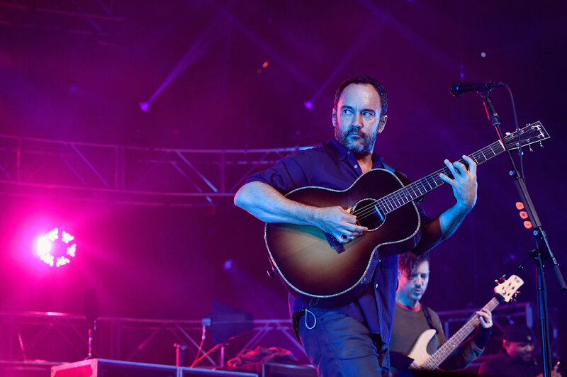 Dave Matthews Band And The Sound Of Settling : NPR