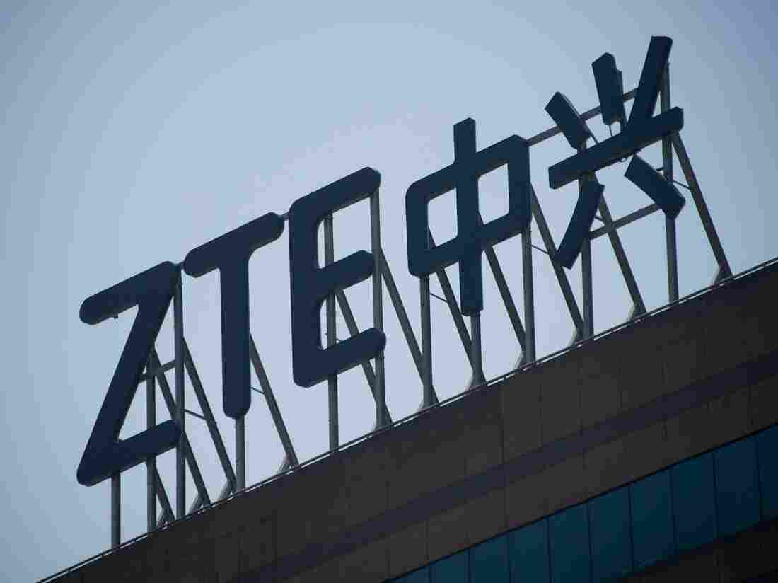 USA  cuts a deal with Chinese smartphone maker ZTE