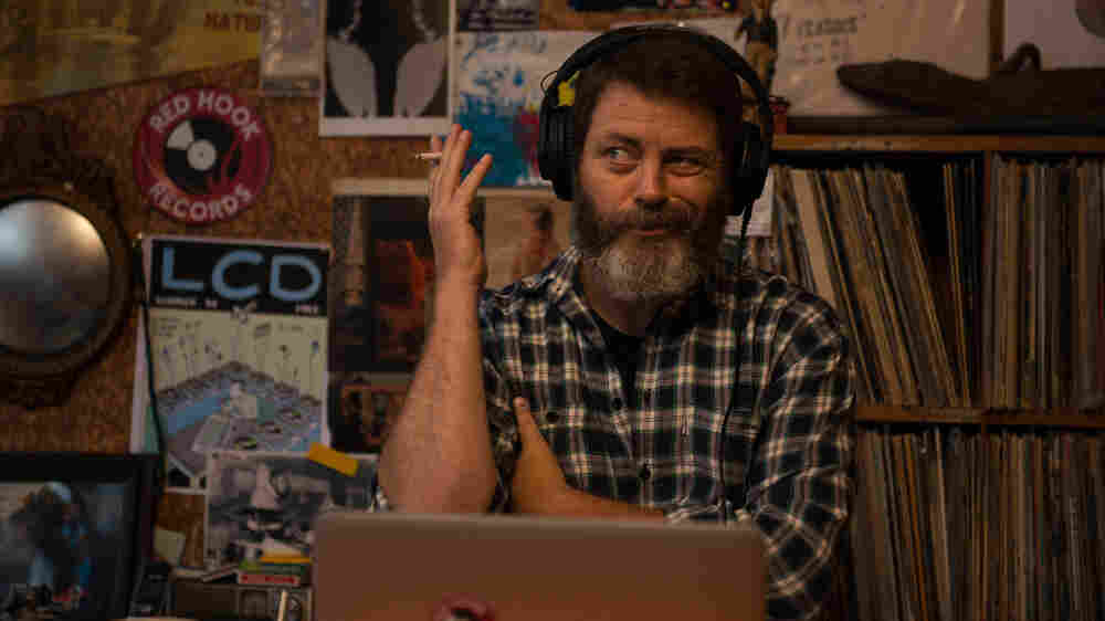 'I Could Never Fake It': Nick Offerman On Striving For Nonchalance
