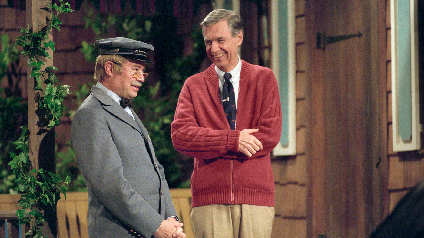 Such A Good Feeling The Affectionate Documentary Won T You Be My Neighbor Npr