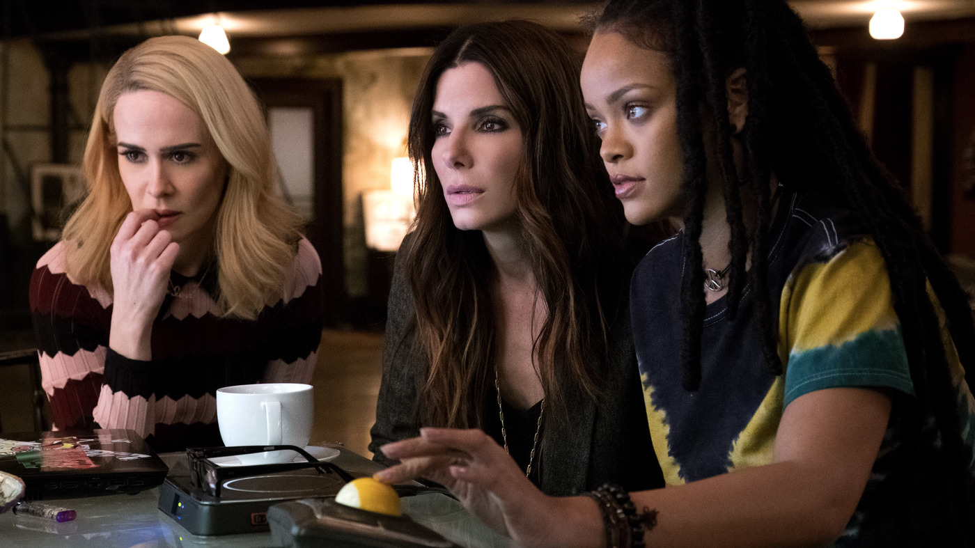 Ocean's 8 and What's Making Us Happy