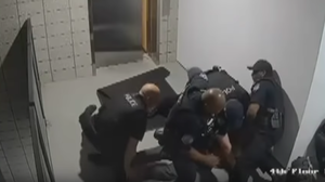 Arizona Police Officers On Leave After Video Showed Them Punching Unarmed Man
