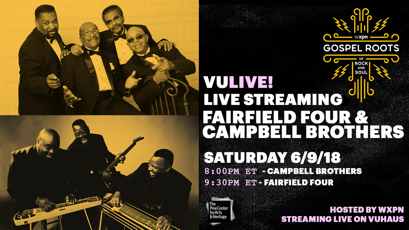 Watch The Fairfield Four & The Campbell Brothers Perform ...
