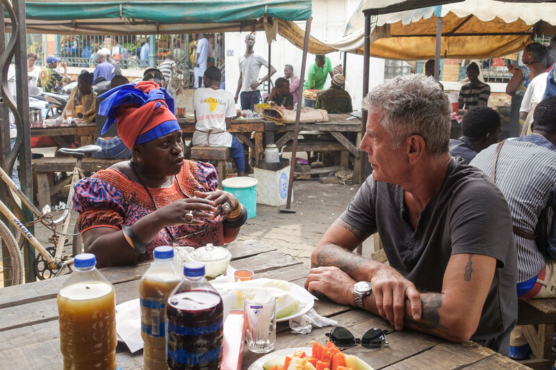 ace015d3 Remembering Anthony Bourdain's Breakfast In Senegal With NPR's ...