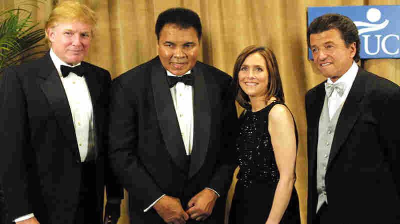 Trump Sees Pardon As Power, Perk — Considers One For Muhammad Ali