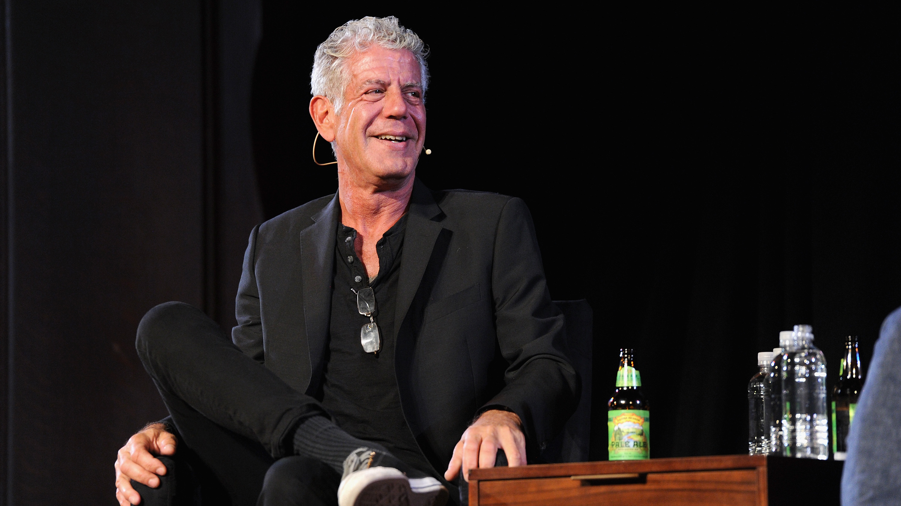 Remembering Anthony Bourdain's Love For Music