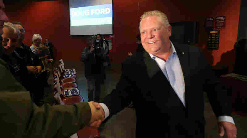 Doug Ford, Brother Of Late Toronto Mayor Rob Ford, Elected Premier Of Ontario