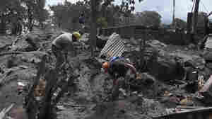 Lava Flows From Guatemala Volcano Prompt New Evacuations