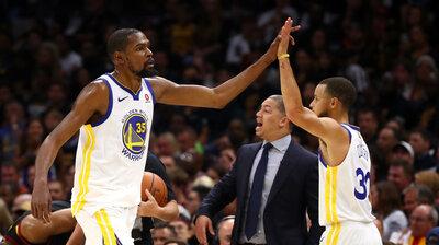 Warriors Blast Cavaliers To Complete Sweep 3de0c8b72