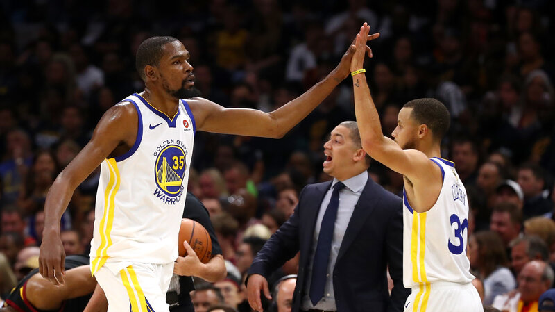 3256d83f Warriors Blast Cavaliers To Complete Sweep, Win 3rd NBA Title In 4 Years