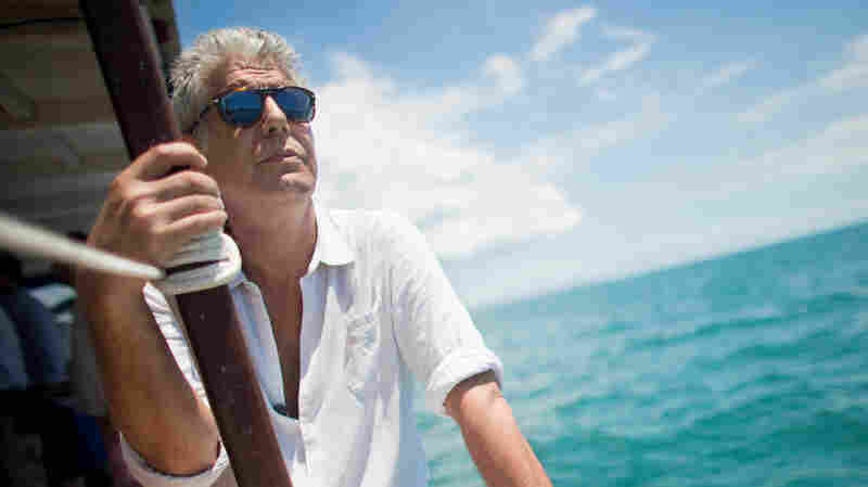 Remembering Anthony Bourdain, Explorer And Enthusiast