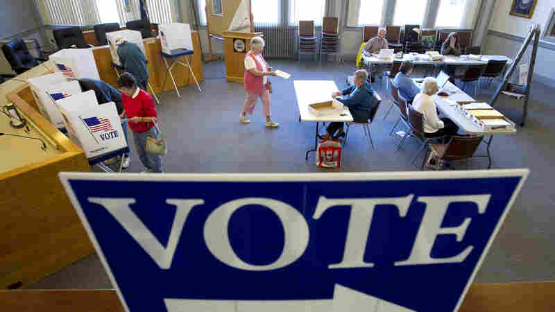 Maine Voters To Decide On Whether They'll Rank Candidates In Future Elections
