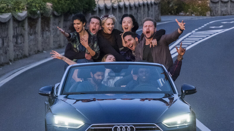 Sense8' Finale: Gorgeous, Sexy, Completely Nonsensical
