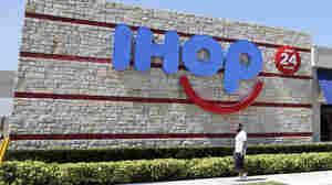 IHOP Becomes IHOb, The International House Of ... Burgers