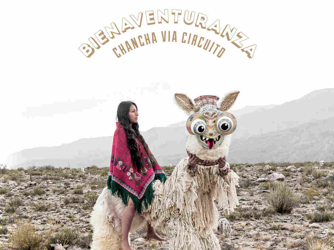 CHANCHA ALBUM COVER