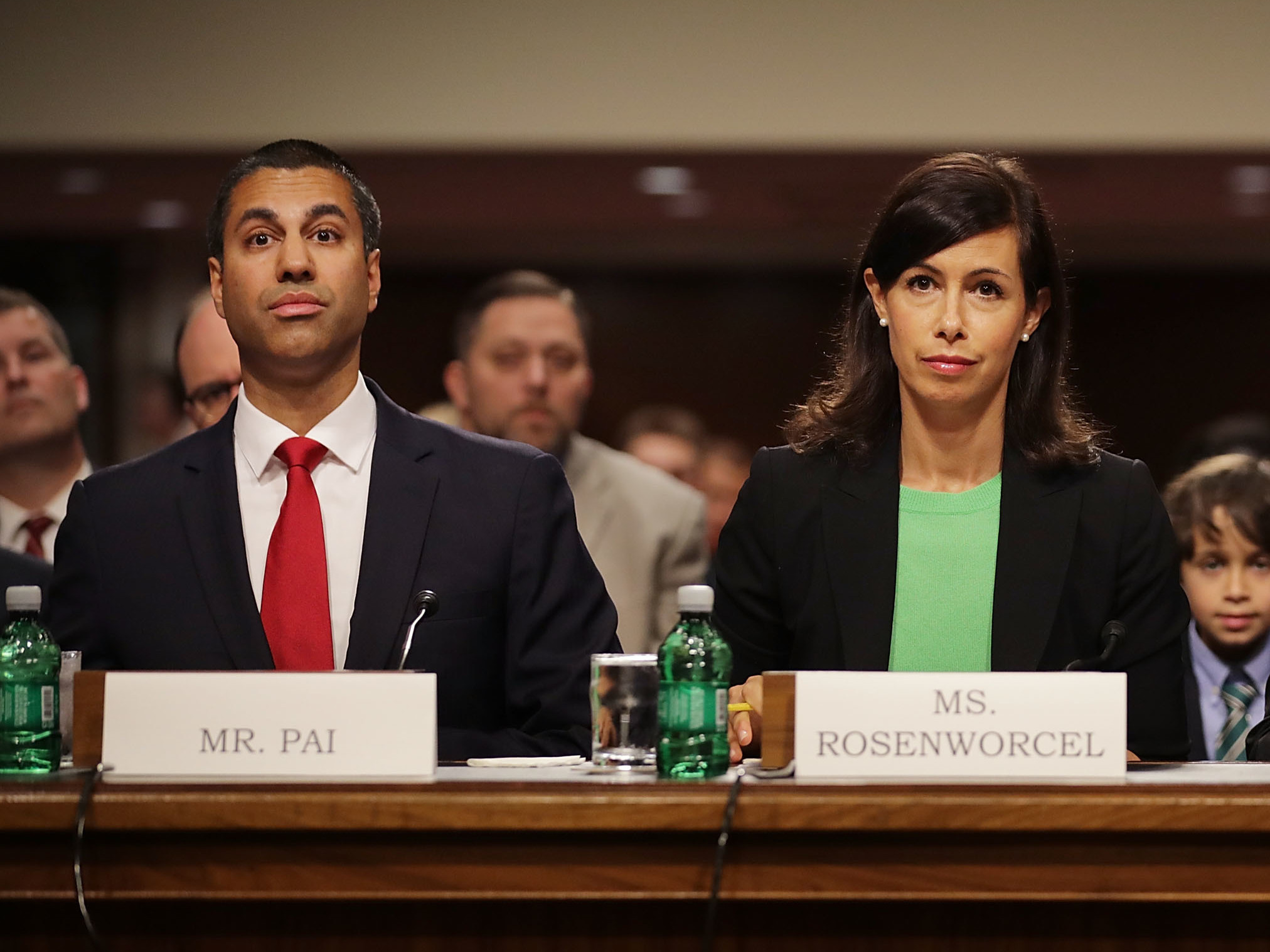 The Federal Communications Commission rollback of net neutrality went into effect today. FCC Chairman Ajit Pai championed the move while commissioner Jessica Rosenworcel opposed