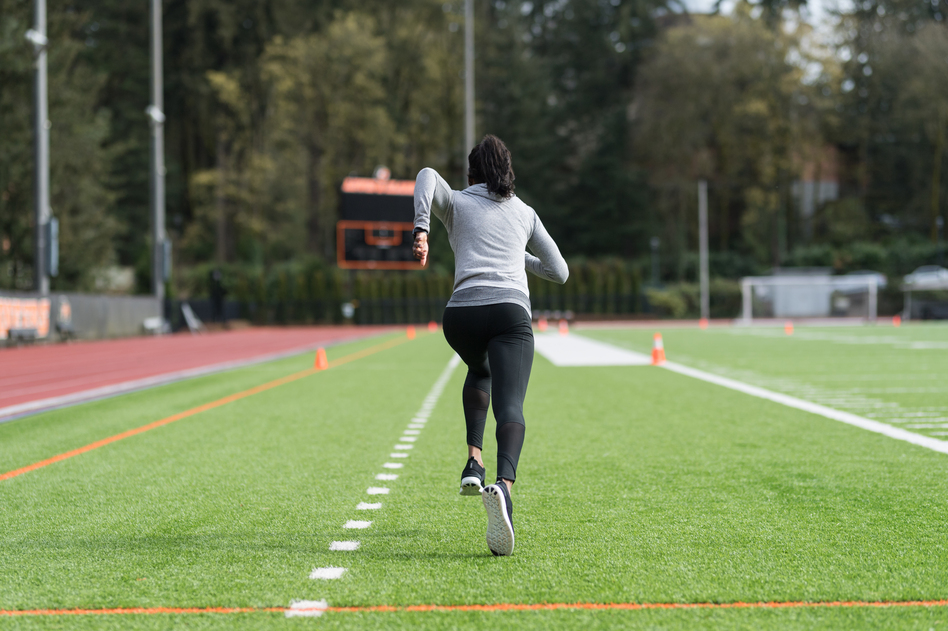 Black women's exercise rates drop significantly after high school, a new study finds.