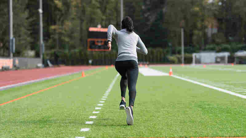 After High School, Young Women's Exercise Rates Plunge