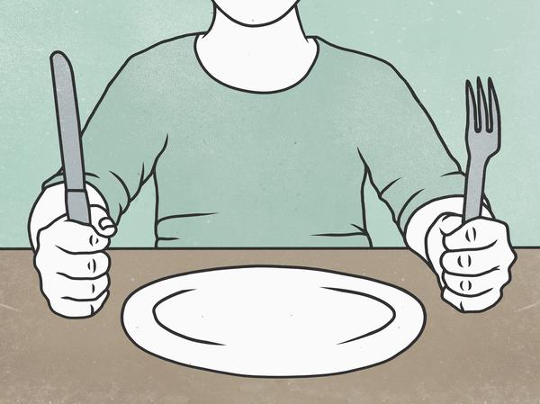 If you start to feel hangry, eat something!