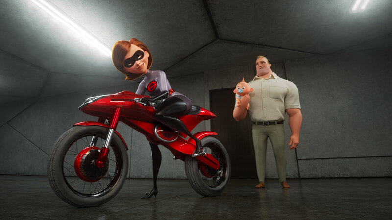 In 'Incredibles 2', Fresh Action, Stale Humor : NPR on 50's robot, 50's modern, 50's space, 50's cars, 50's architecture, 50's design, 50's horror, 50's computer, 50's shopping, 50's sports, 50's illustration, 50's graphic, 50's flowers, 50's holiday, 50's family, 50's anime, 50's dance, 50's cartoon, 50's alien, 50's war,