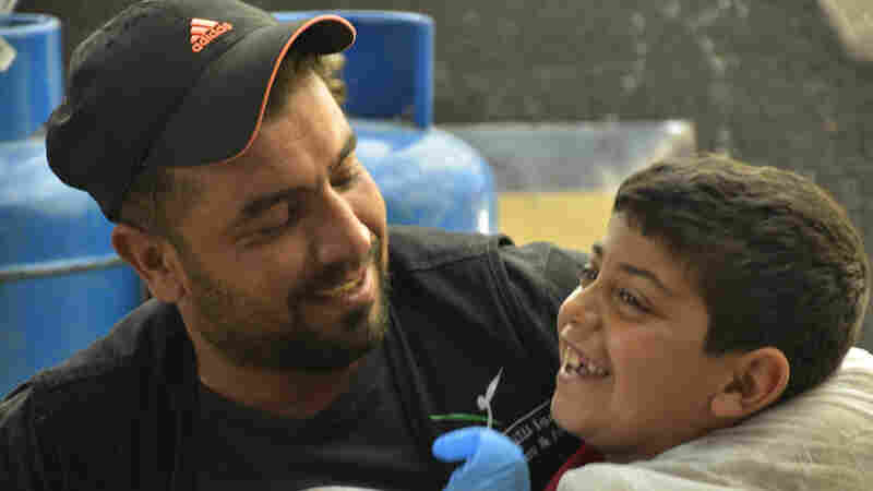 'Ramadan Kitchen' Gives Syrian Refugees A Taste Of Home