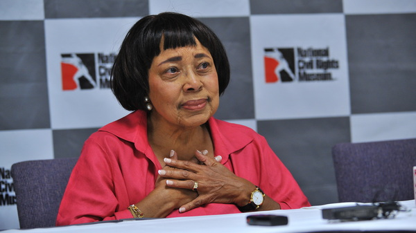 Dorothy Cotton, who was educational director for the Southern Christian Leadership Conference in the civil rights era, has died at 88.