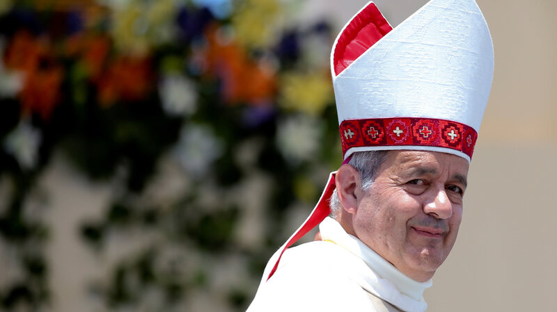 pope francis accepts resignations of 3 bishops over chilean abuse