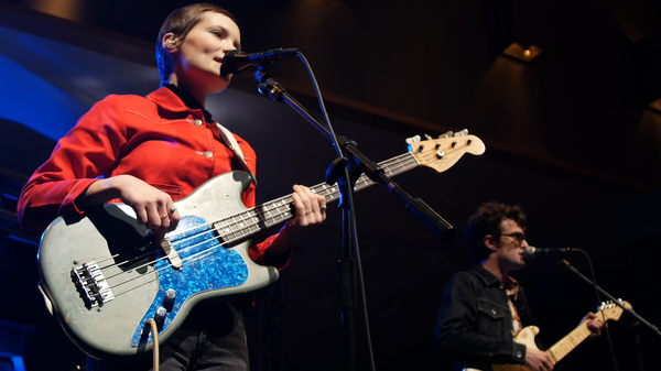 Watch The Shacks Perform Live For WGBH's Front Row Boston Series