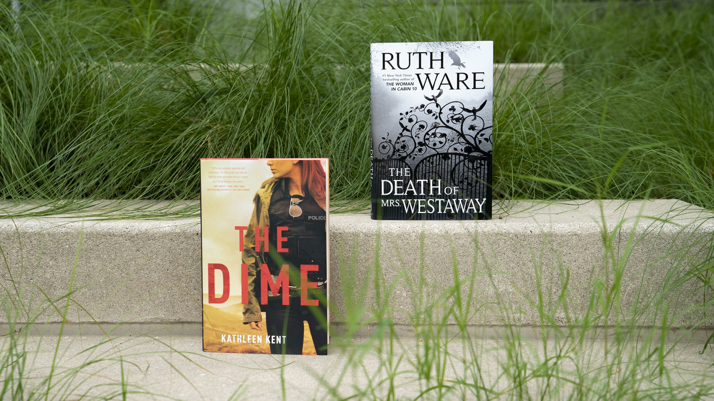2 First-Rate Suspense Novels Deliver Chills, Thrills — And Stunning Endgames