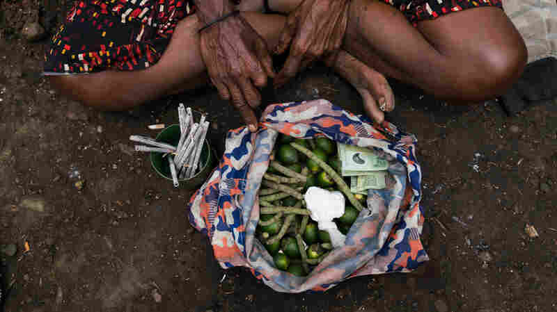 For Women In Papua New Guinea, Income From Selling Betel Nut Can Come At Heavy Price