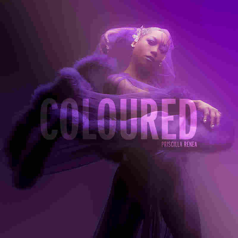 Priscilla Renea, Coloured